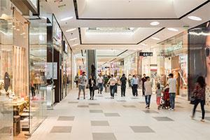 مراكز التسوق